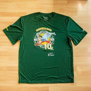 Run Disney Challenge 2016 10k Tech Shirt